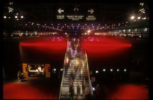 Expo2000 Hannover - Einhang Themenhalle 4  © Konrad Kraemer