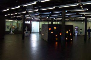 "Expo02 Neuchâtel - ""Robotics"" EPLF © Konrad Kraemer"