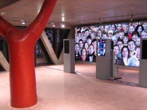 """Expo2020 Shanghai """"Hamburg house""""  - Fotobox - © Konrad Kraemer"""