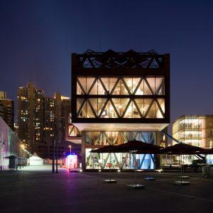"""Expo2020 Shanghai """"Hamburg house"""" © Konrad Kraemer"""